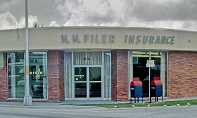 filer insurance building 1950