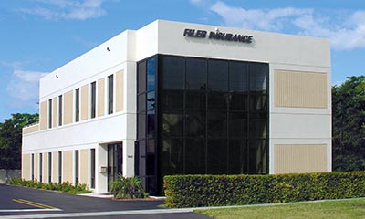 Filer Insurance Building 1988-Present
